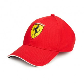 Ferrari siltes sapka Classic red F1 Team 2018