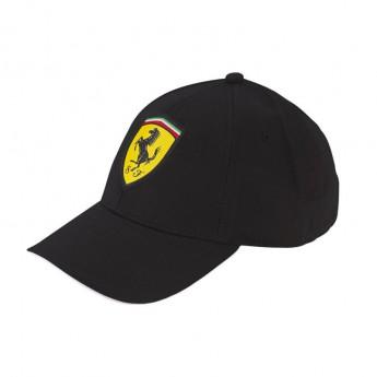 Ferrari gyerek siltes sapka Classic Black F1 Team 2018