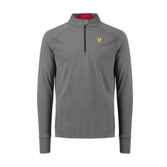 Ferrari férfi pulóver Midlayer grey F1 Team 2018