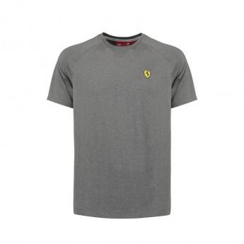 Scuderia Ferrari férfi póló grey Midlayer F1 Team 2018