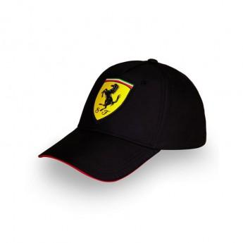 Ferrari siltes sapka Scudetto black F1 Team 2018