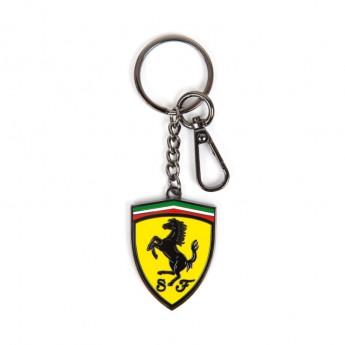 Ferrari kulcstartó Metal Shield F1 Team 2018