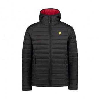Scuderia Ferrari férfi kabát Padded black F1 Team 2018