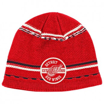 Detroit Red Wings téli sapka CCM Knit Hat