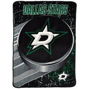 Dallas Stars Takaró Plush Micro Throw