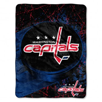 Washington Capitals takaró Plush Micro Throw