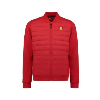 Scuderia Ferrari férfi kabát Hybrid red F1 Team 2018