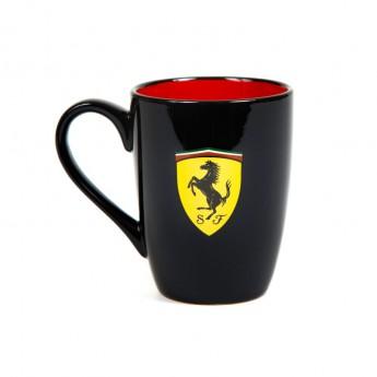 Ferrari kerámia bögre Scudetto black F1 Team 2018