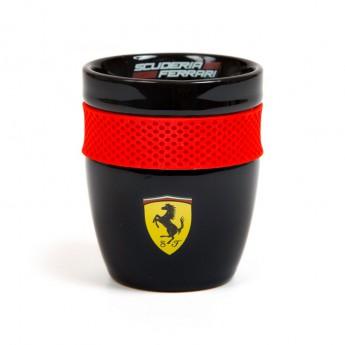 Ferrari kerámia bögre Scuderia black F1 Team 2018