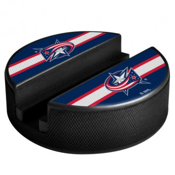 Columbus Blue Jackets Telefon tartó Puck Media Holder