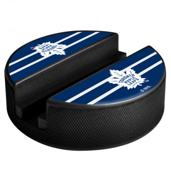 Toronto Maple Leafs telefon tartó Puck Media Holder