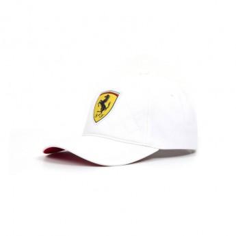 Ferrari baseball sapka white Quilt F1 Team 2018