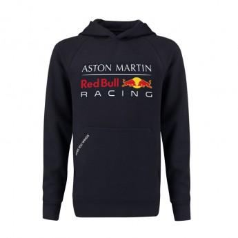 Red Bull Racing gyerek kapucnis pulóver navy 2018