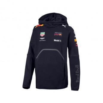 Puma Red Bull Racing gyerek pulóver Hoodie navy F1 Team 2018