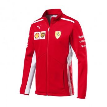 Puma Ferrari férfi kabát Softshell red F1 Team 2018