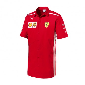 Puma Ferrari férfi ing red F1 Team 2018