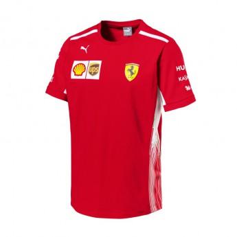 Puma Ferrari férfi póló red F1 Team 2018