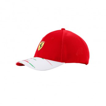 Puma Ferrari sitles sapka red F1 Team 2018