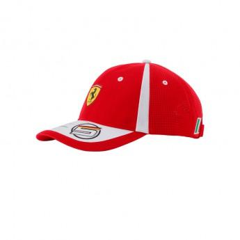 Ferrari baseball sapka red Vettel F1 Team 2018
