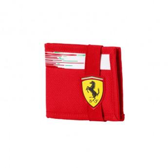 Ferrari összecsukható pénztárca red F1 Team 2018