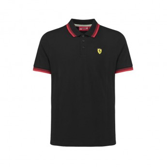 Ferrari pólóing Collar black F1 Team 2018