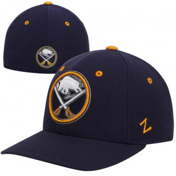 Buffalo Sabres baseball sapka navy Powerplay Fitted Hat