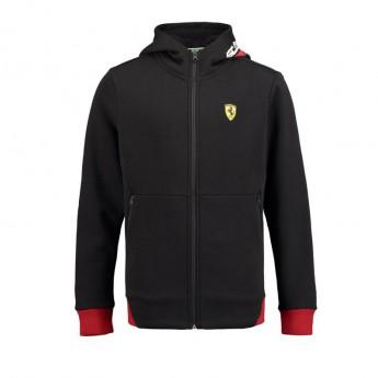 Ferrari gyerek pulóver black F1 Team 2018