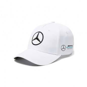 Mercedes AMG Petronas baseball sapka white Bottas white F1 Team 2018