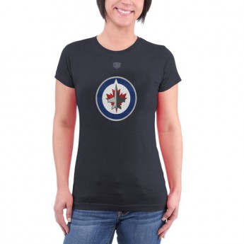 Winnipeg Jets Női póló Old Time Hockey Briggs
