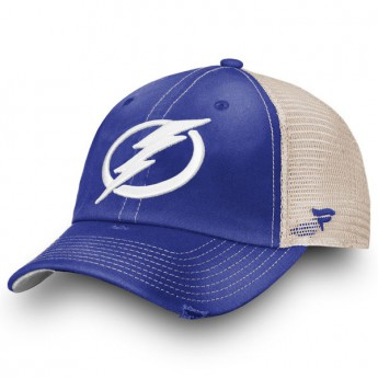 Tampa Bay Lightning Siltes sapka True Classic Washed Trucker