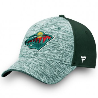 Minnesota Wild baseball sapka Iconic Speed Flex