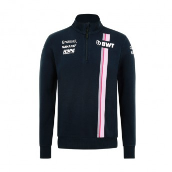 Force India férfi pulóver blue Sahara F1 Team 2018
