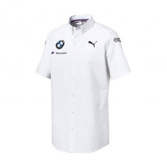 Puma BMW Motorsport férfi ing white 2018