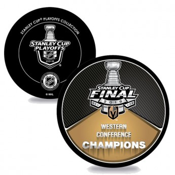 Vegas Golden Knights Korong 2018 Western Conference Champions