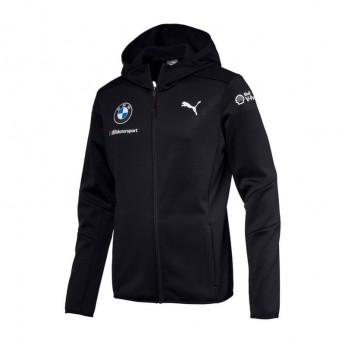 BMW Motorsport férfi kapucnis kabát blue Midlayer Team 2018