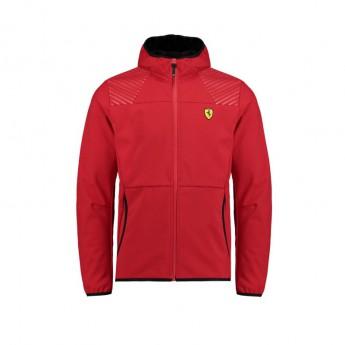 Ferrari férfi kabát softshell SF red F1 Team 2018