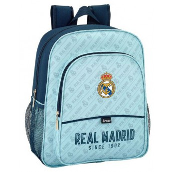 Real Madrid gyerek hátizsák since 1902 light blue