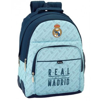 Real Madrid hátizsák since 1902 light blue three
