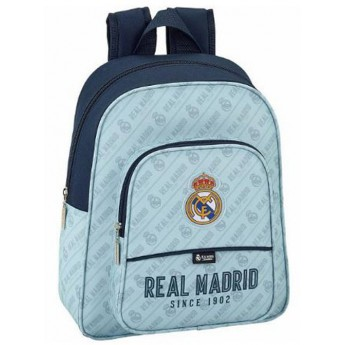 Real Madrid hátizsák since 1902 light blue two