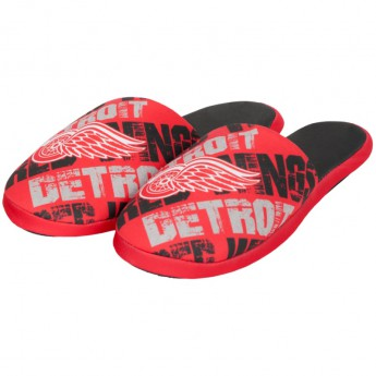 Detroit Red Wings papucs Digital Print