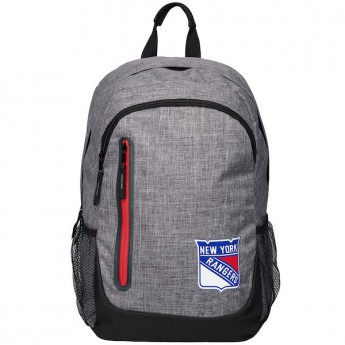 New York Rangers hátizsák Heathered Gray