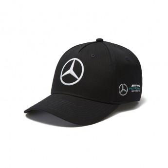 Mercedes AMG Petronas baseball sapka Bottas black F1 Team 2018