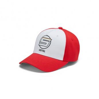 Ferrari baseball sapka Vettel Scuderia F1 Team 2018