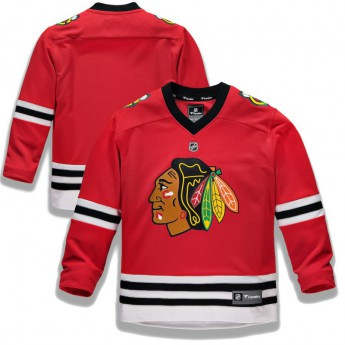 Chicago Blackhawks gyerek jégkorong mez red Replica Home Jersey