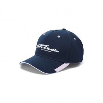 Force India baseball sapka Fan navy F1 Team 2018