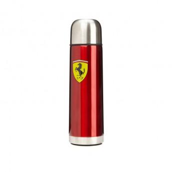 Ferrari fém termosz red F1 Team 2018