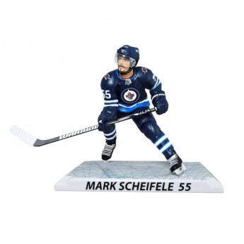 Winnipeg Jets bábu Imports Dragon Mark Scheifele 55