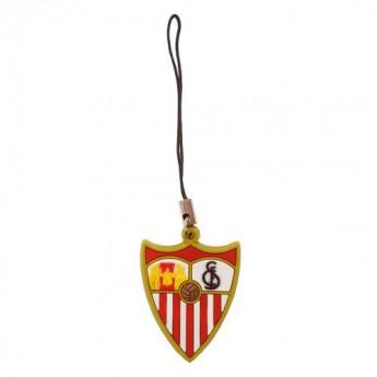 FC Sevilla telefon függő Phone Charm