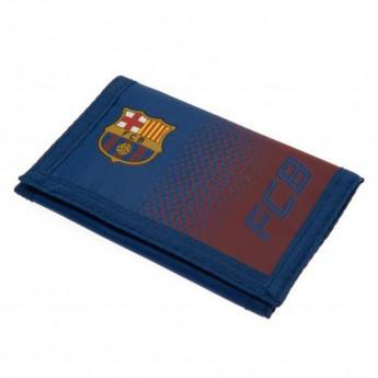 FC Barcelona nylonból készült pénztárca Nylon Wallet