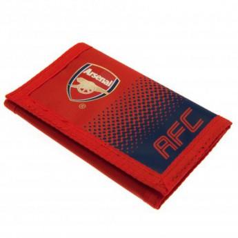 FC Arsenal nylonból készült pénztárca Nylon Wallet